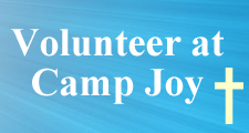 Volunteer at Camp Joy